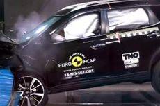 Nissan X-Trail Mobil Paling Aman Versi Euro NCAP