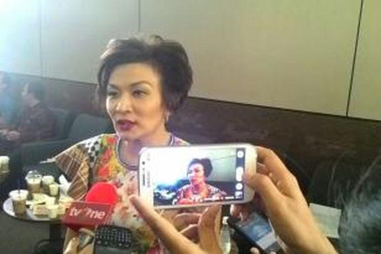 Ketua DPP Organda Eka Sari Lorena, di Jakarta, Kamis (19/3/2015)