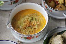 Resep Ketupat Sayur Godog, Masakan Lebaran Khas Betawi yang Gurih
