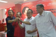 Fraksi PDI-P DPRD DKI Tetap Berkomitmen Dukung Ahok-Djarot sampai Akhir