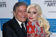 Lady Gaga dan Tony Bennett Meluncur di Puncak Tangga Lagu Jazz