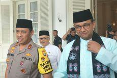 Kapolda Temui Anies di Balai Kota, Bahas Keamanan Jakarta Usai Demo di Gedung DPR