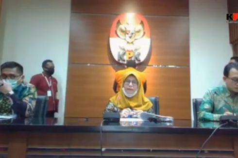 KPK Tahan Tersangka Kasus Korupsi Proyek RTH di Kota Bandung