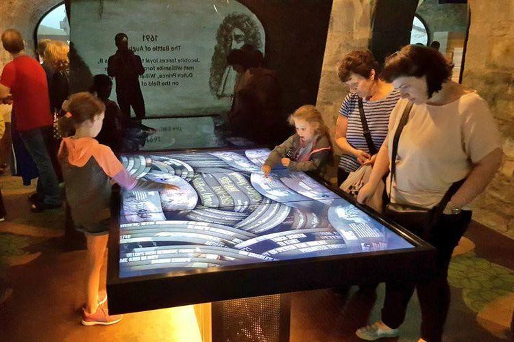 Tempat wisata di Irlandia - Museum Emigrasi Irlandia atau EPIC Museum di Dublin.