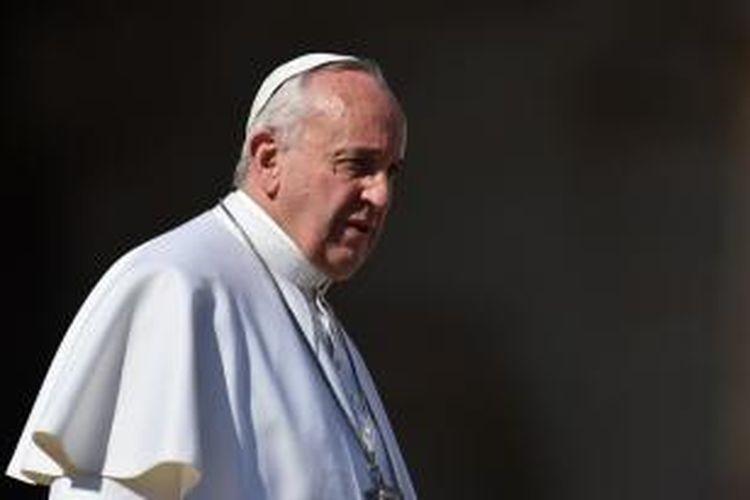 Paus Fransiskus.
