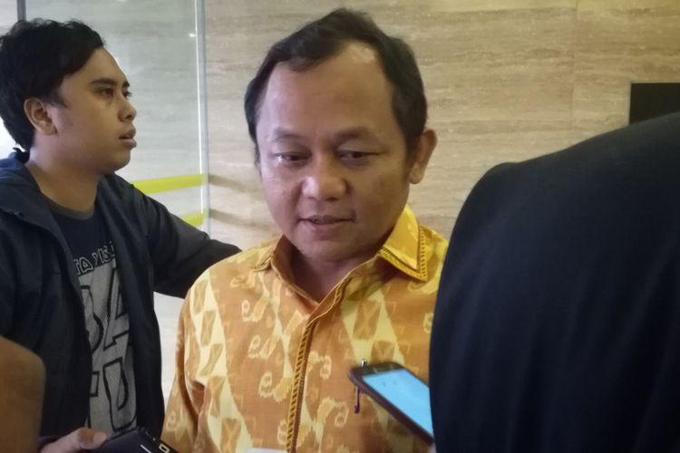 Ketua DPD Partai Golkar Jawa Timur Sarmuji