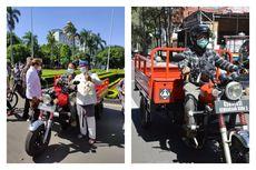 Di Hadapan Gubernur Jabar, Itenas Perkenalkan Konversi Kendaraan Roda 3 Bertenaga Listrik