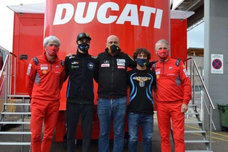 Esponsorama Avintia Ducati team