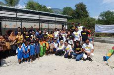 Bantuan Pasca-gempa Sulteng, Sekolah Indonesia Cepat Tanggap Selesai Dibangun