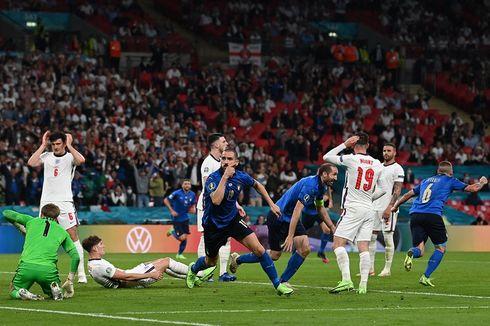 Italia Juara Euro 2020 - Bonucci Man of the Match, Donnarumma Pemain Terbaik