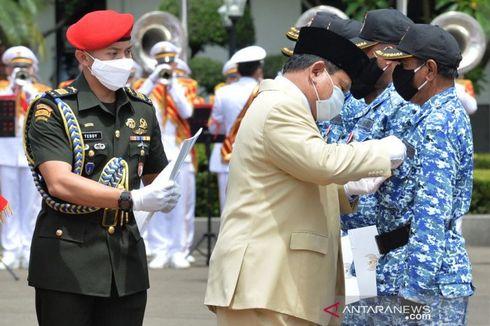 Prabowo Beri Penghargaan 11.485 Eks Pejuang Timor Timur, Termasuk Eurico Guterres