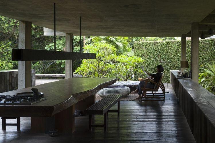 AM Residence karya Andra Matin