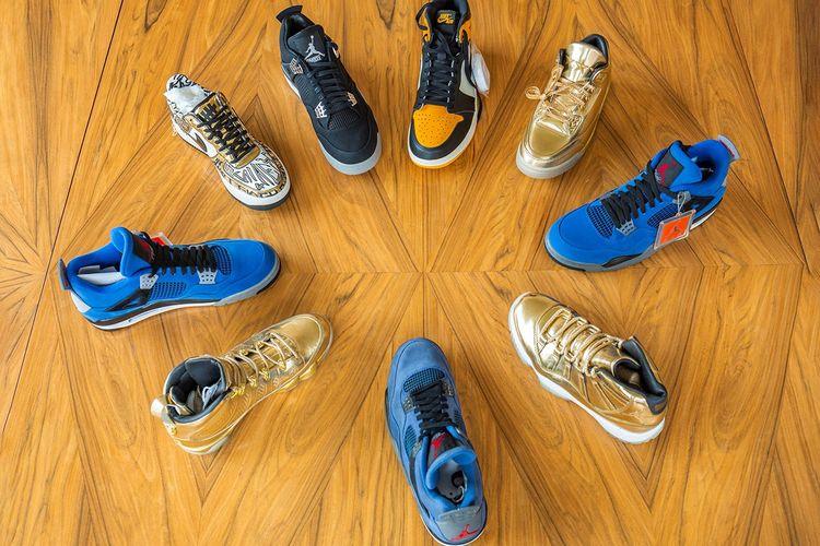 Sotheby's Lelang Nike dan Air Jordan langka