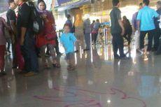 Di Bandara Juanda, Anak Balita Rafi Mau Jemput Famili dari Malaysia