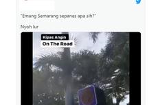 Viral, Video Kipas Angin