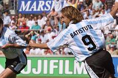 Kembali ke Fiorentina? Tidak, Gabriel Batistuta Siap Debut Melatih di Amerika