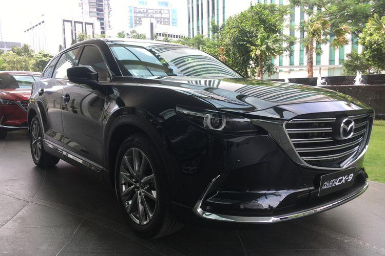 Mazda Cx 9 >> Siapa Rival Mazda Cx 9 Di Indonesia