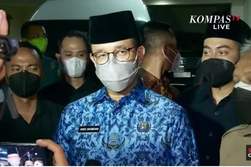 Perjalanan Kasus Dugaan Korupsi Pengadaan Tanah di Munjul hingga KPK Periksa Anies Baswedan...