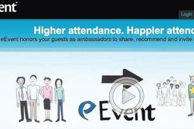 Screenshot eEvent