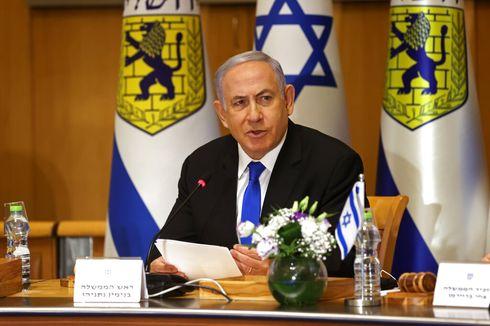 Biografi Tokoh Dunia: Benjamin Netanyahu, Prajurit Veteran Israel Pemegang Komando Serangan ke Gaza
