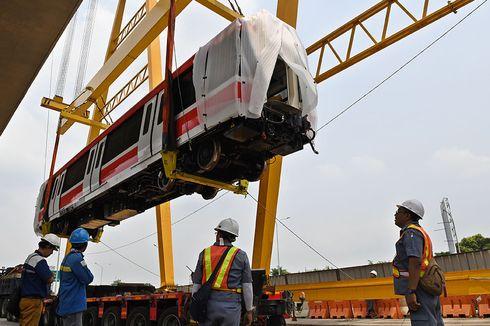 Adhi Karya Terima Pembayaran Keenam Proyek LRT Jabodebek