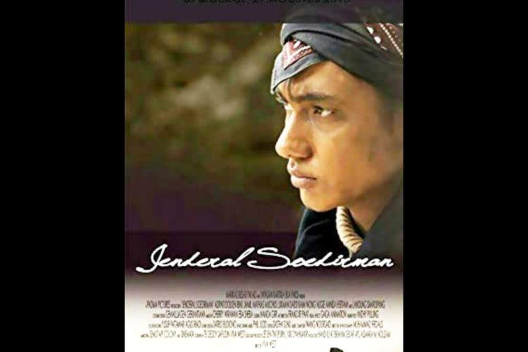 Poster film Jenderal Soedirman (2015), dibintangi Adipati Dolken