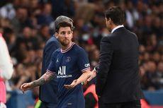 Jadwal Liga Champions - PSG Vs Man City, Momen Reuni Messi-Guardiola?