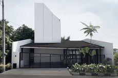Permainan Geometri Bikin Arsitektur Rumah Minimalis Ini Makin Menarik