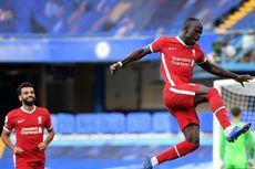 Chelsea Vs Liverpool, Sadio Mane Lewati Rekor Gol Cristiano Ronaldo
