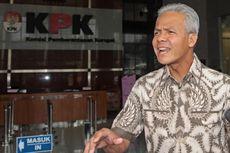 Diperiksa KPK, Ganjar Pranowo Ditanya soal Pembahasan Anggaran E-KTP