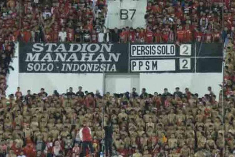 Persis Solo di Stadion Manahan.