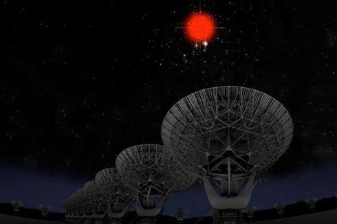 Peneliti Deteksi Sinyal Misterius dari Luar Angkasa