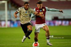 Hasil Liga Inggris - Man United Menang Telak, Tottenham Imbang