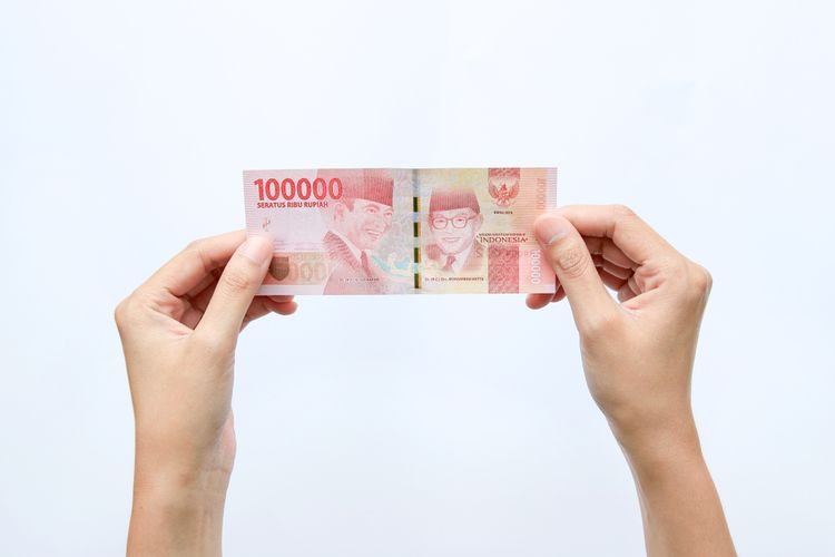 Ilustrasi rupiah, BLT UMKM