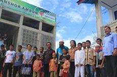 Gereja Protestan Beri Bantuan Kebutuhan Lebaran Anak Yatim di Ambon