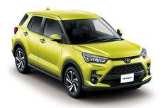 Jawaban Toyota soal Waktu Peluncuran Raize di Indonesia