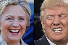 Pesan Hillary Clinton kepada Trump: Tolong Pergi Saja dengan Tenang