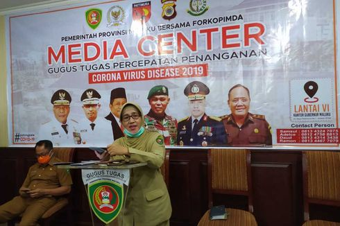 Gugus Tugas Covid-19 Maluku: Peningkatan Kasus Semakin Masif, tapi Masyarakat Belum Sadar