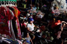 Pedoman New Normal, Pedagang Pasar Wajib Gunakan Face Shield dan Negatif Covid-19