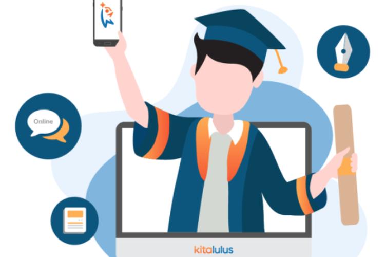 KitaLulus, perusahaan rintisan berbasis teknologi di bidang pendidikan untuk persiapan seleksi CPNS dan PPPK, menyediakan beasiswa sebesar Rp 100 juta untuk pengguna aplikasi KitaLulus.