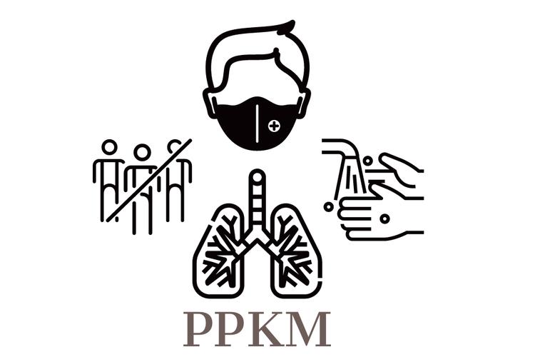 Ilustrasi PPKM