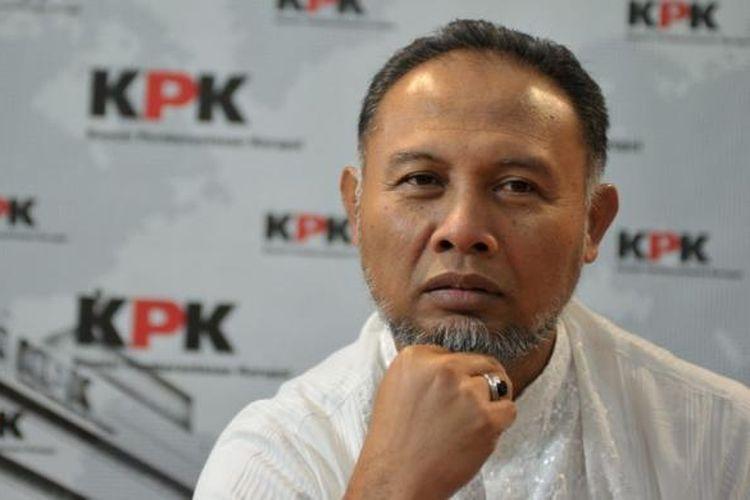 Bambang Widjojanto sewaktu menjabat Wakil Ketua Komisi Pemberantasan Korupsi