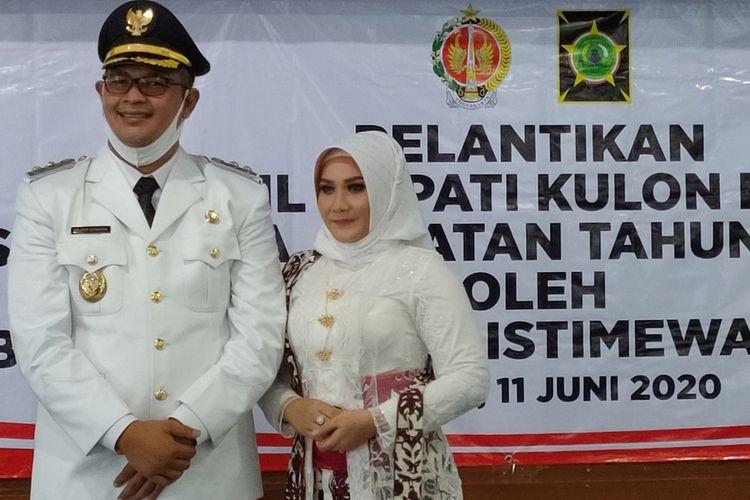 Fajar Gegana menjabat Wak Bupati Kulon Progo, DIY.