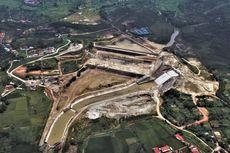 Diresmikan Desember 2021, Bendungan Pidekso Tengah Diisi Air