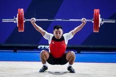 Angkat Besi, Indonesia Berpeluang Tambah Lifter ke Olimpiade Tokyo 2020