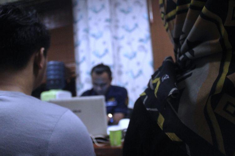 Dua korban dugaan penipuan sebuah wedding organizer di Kabupaten Cianjur, Jawa Barat melaporkan pemilik WO tersebut ke polisi.