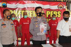 Pesta Sabu Saat PPKM Darurat di Purbalingga, 4 Pemuda Ditangkap