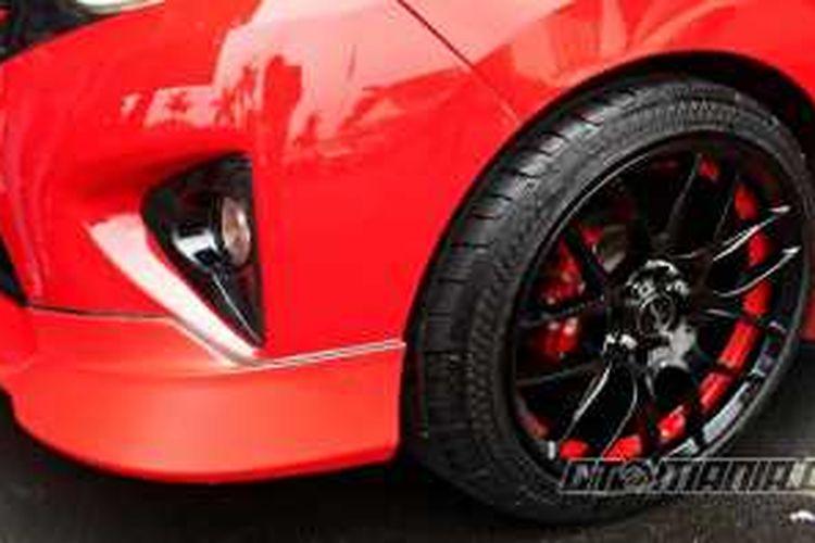 950 Modifikasi Mobil Agya Standar HD