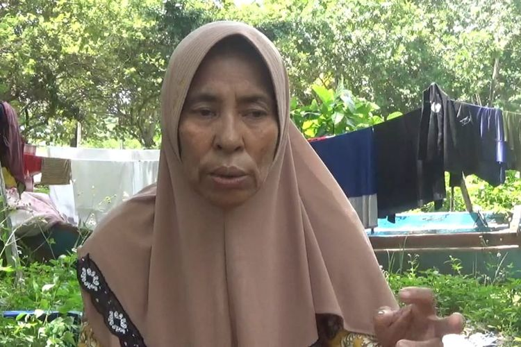 Nursida Sahabudin, ibunda BS menceritakan kejadian sebelum korban BS dibakar suaminya yang anggota polisi, yakni Bripka IPS pada hari naas, 28 Mei 2021 sekitar pukul 08.00-09.00 WIT.