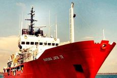 Pendeteksi Bawah Air, Kapal Baruna Jaya Mulai Cari Kotak Hitam Pesawat SJ 182